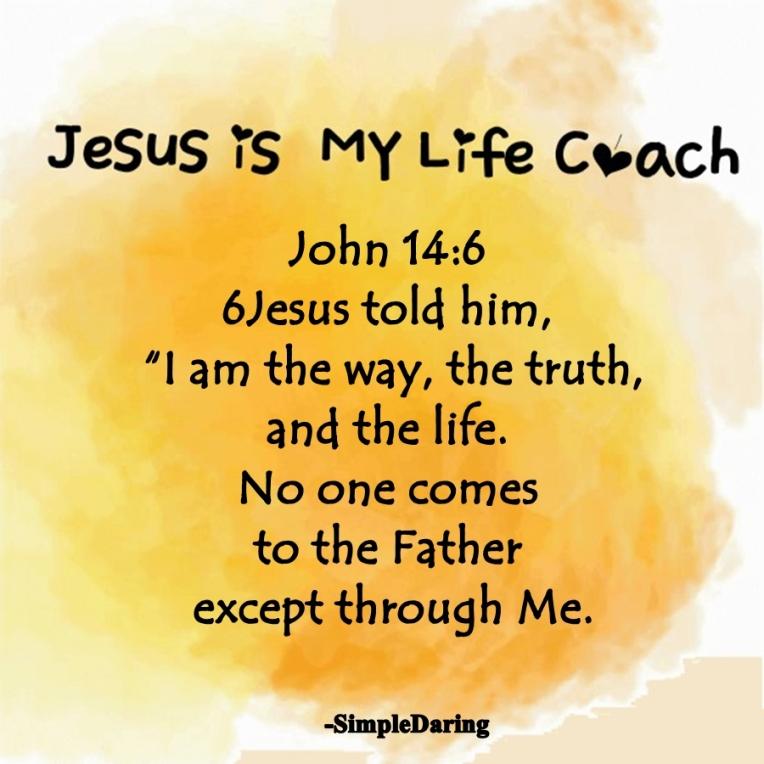 Jesusislifecoach