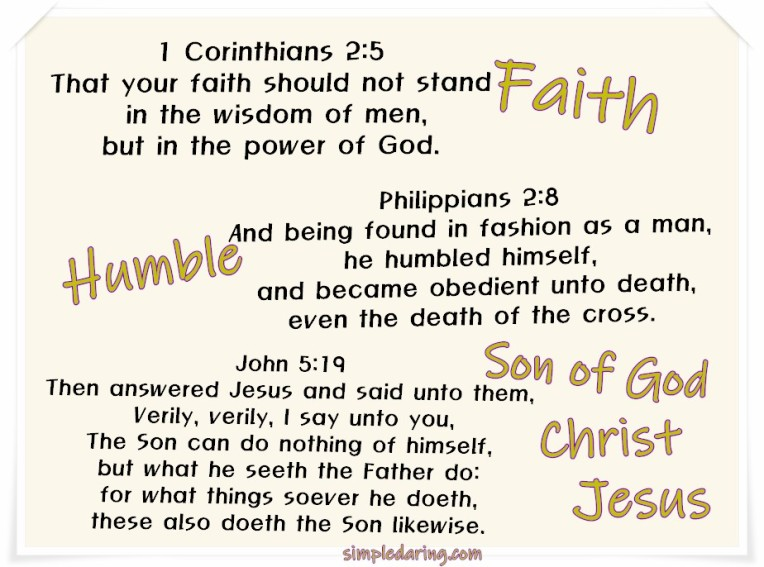 faithnhumble