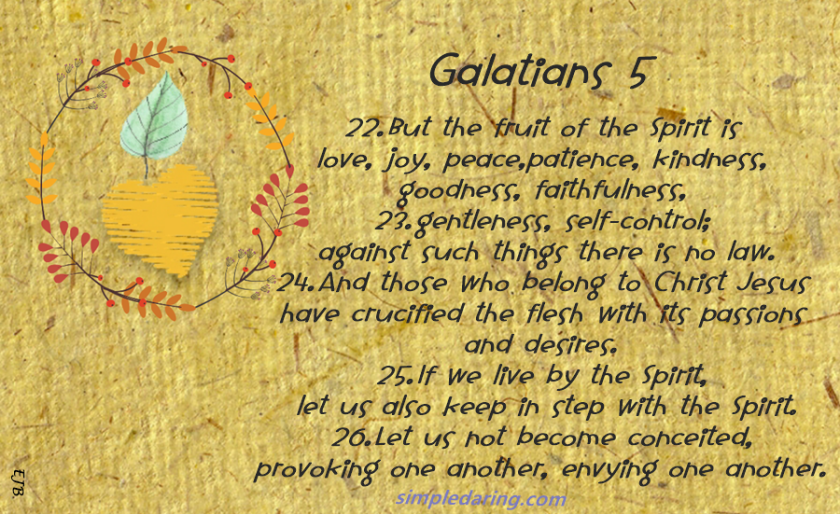 Galatians5